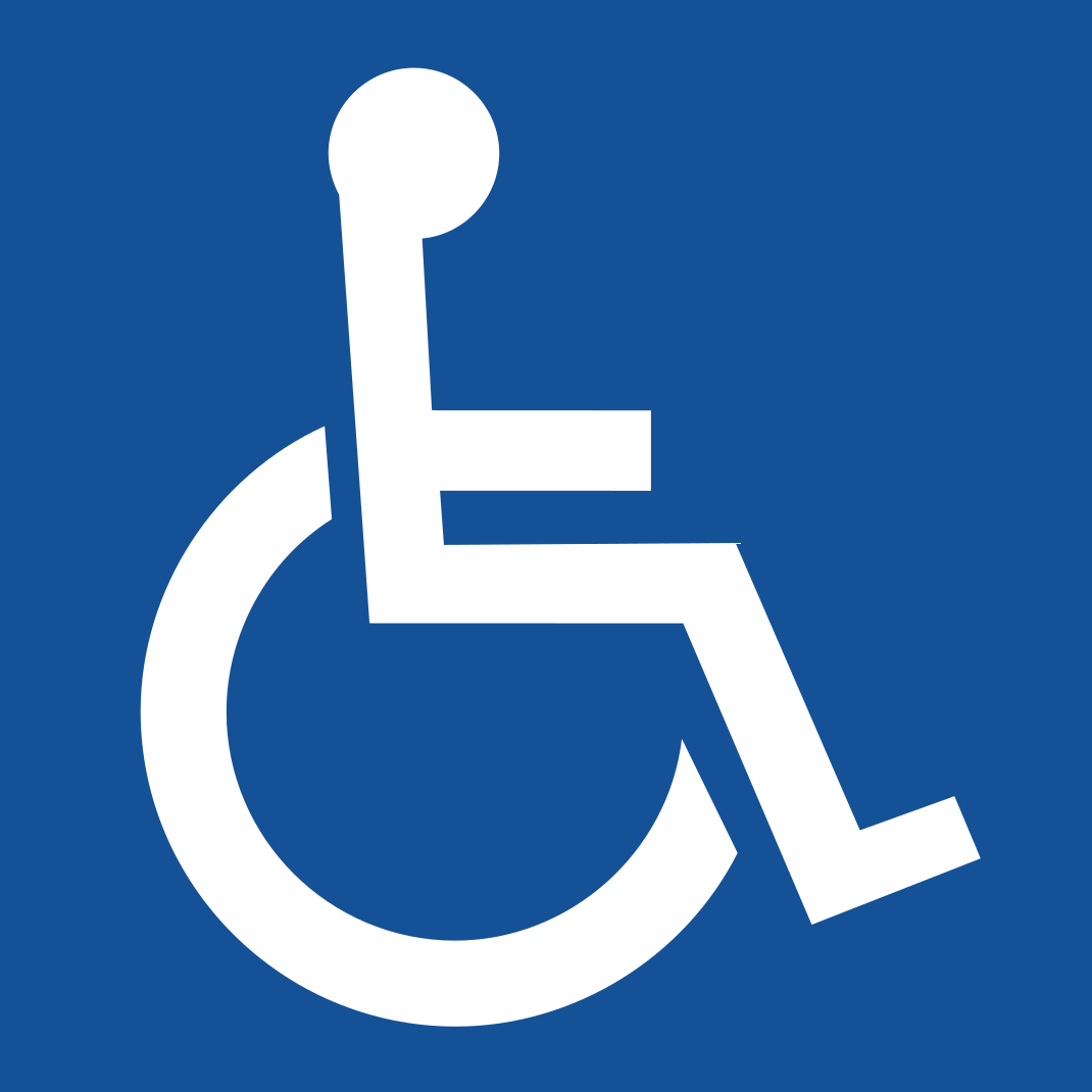 Access for disabled