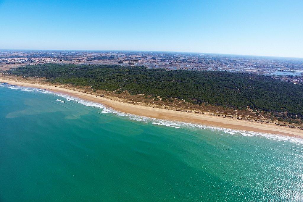 Camping domaine oree vendee plage sauveterre proche des Sables d'Olonne