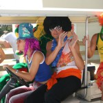 camping vendee 4 etoiles equipe animation mascotte mumphrey