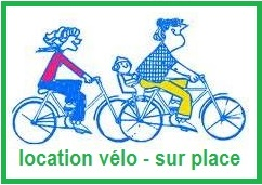 location de vélo camping vendee