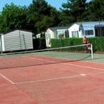 court de tennis du camping l'orée les sables d'olonne
