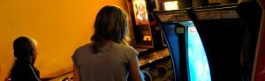 salle de jeux vidéo du camping L'orée aux sables d'olonne