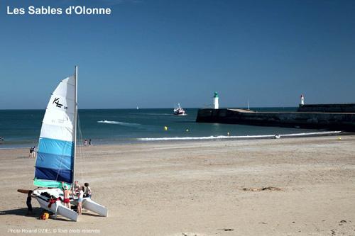 Camping Vendée acces plage