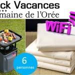 pack vacances 6p camping domaine de l oree vendee 4 etoiles