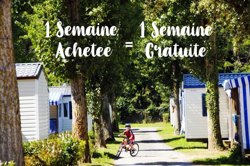 Tour de France 2018 : 1 Semaine gratuite pour une Semaine achetée