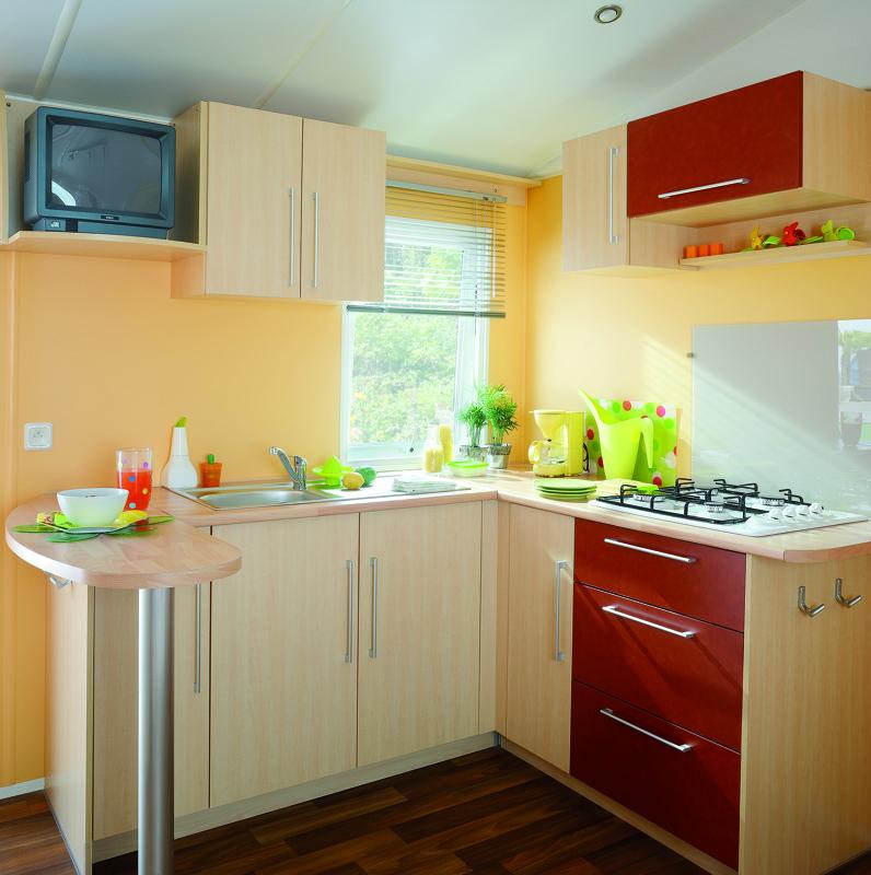 Mobil-home Loisir PLUS 2 ch.