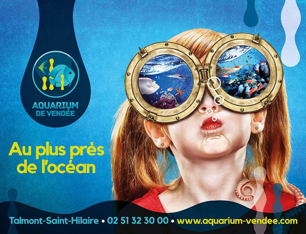 L'aquarium de Vendée