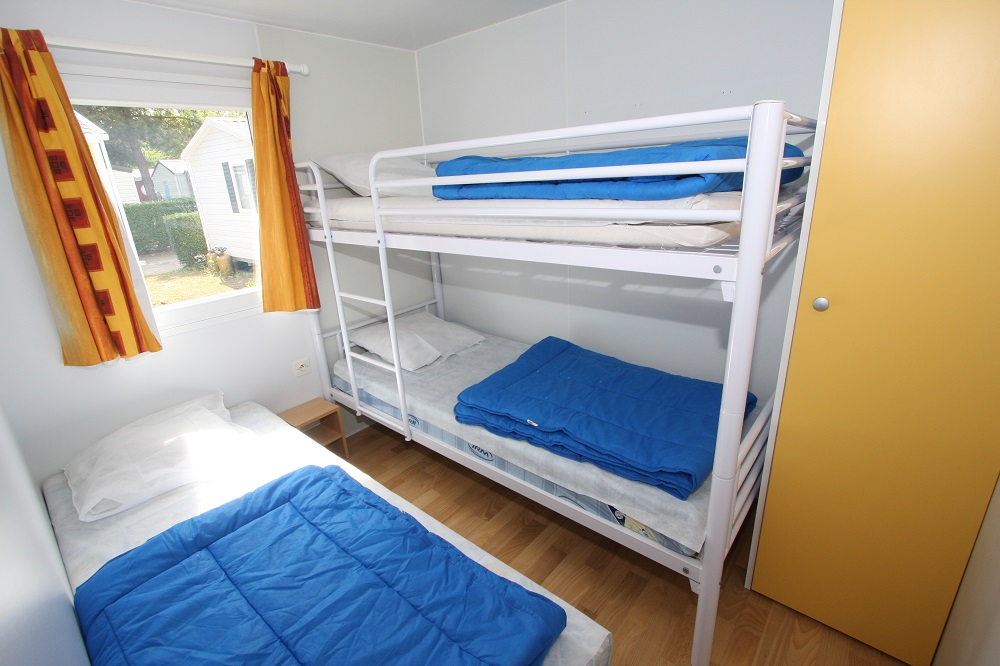Mobil-home Loisir PLUS 2 ch – 5 pers