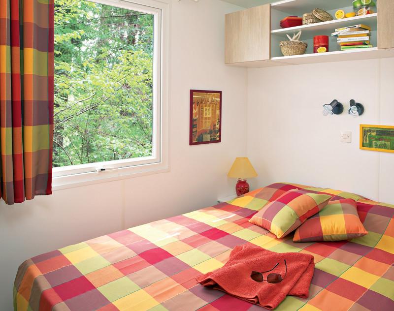 Mobil-home Loisir 2 ch.