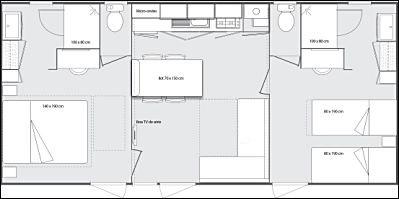 Prestige Cottage Standing 2ch – 2 sdb
