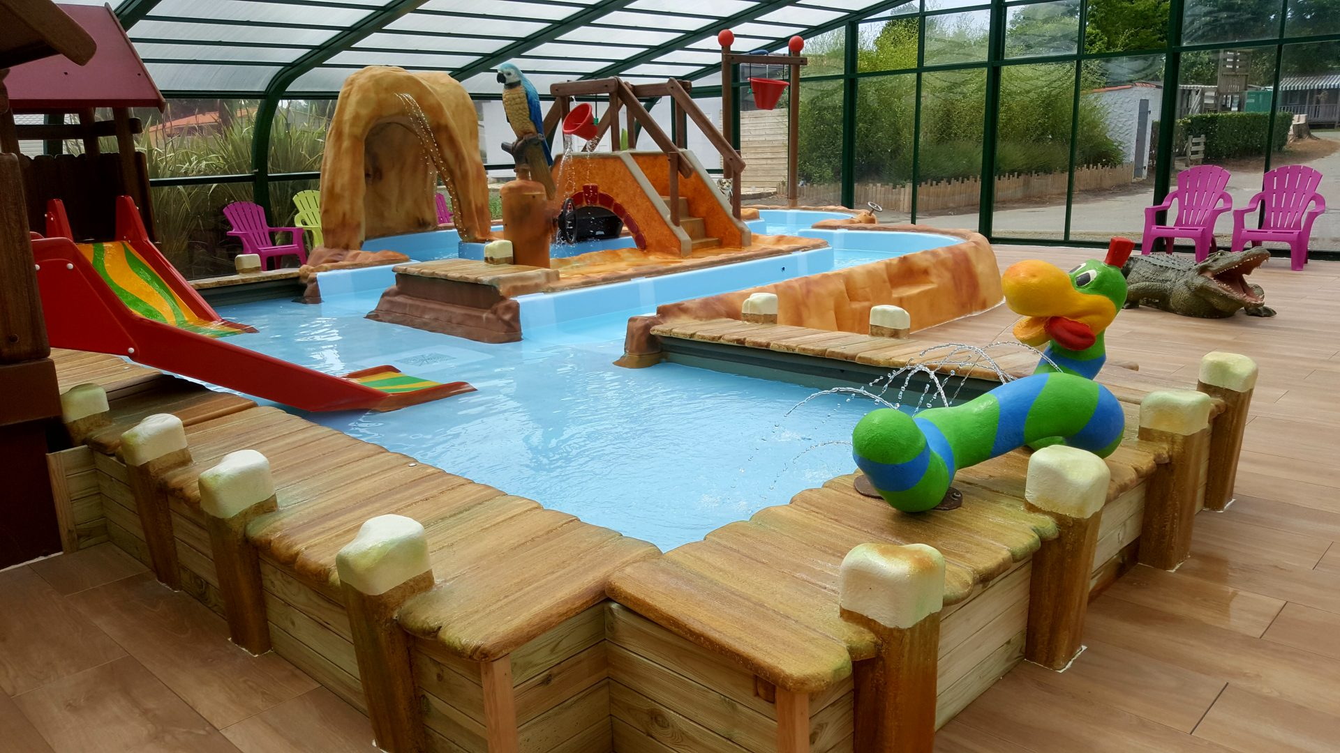 pataugeoire-enfant-camping-domaine-de-l-oree Les Sables d'Olonne