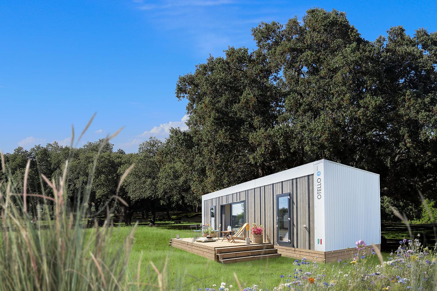 Cottage Premium 3 chambres 2 sdb les sables d'olonne camping Domaine de l'Orée