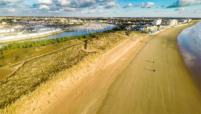 location bord de mer Vendée