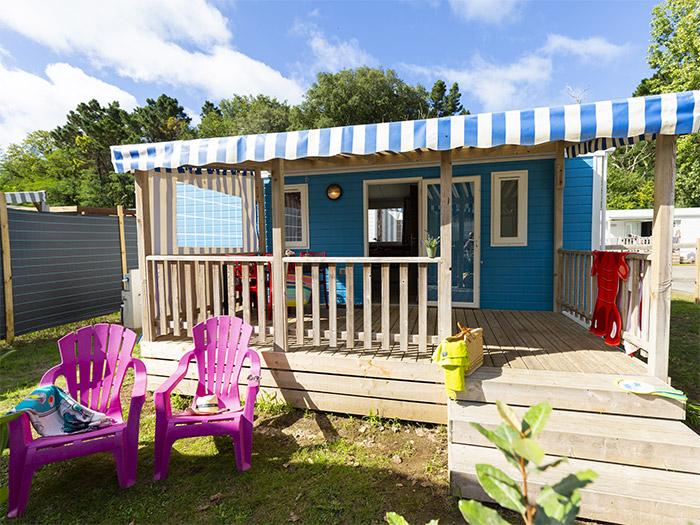 Hébergements camping club à taille humaine Les Sables d'Olonne