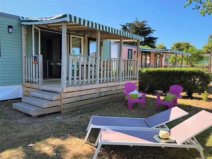 location court séjour camping les Sables d'Olonne