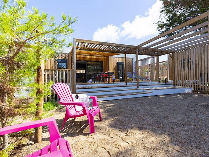location camping avec parc aquatique sur le Littoral Vendéen