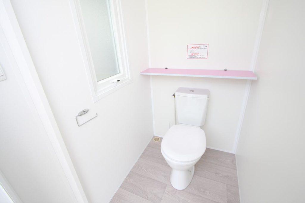 emplacement sanitaire privé camping Vendée